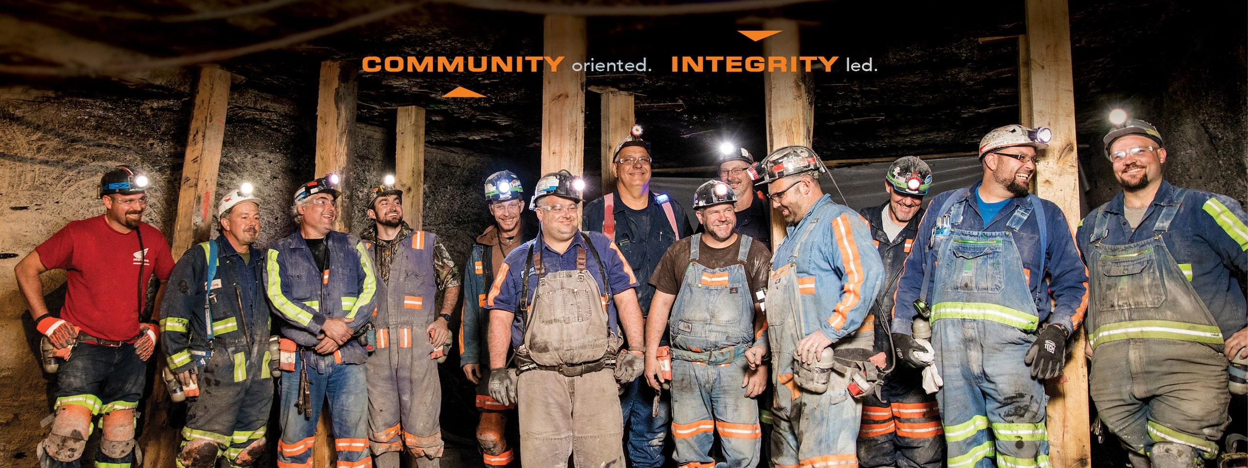 Blackhawk Mining LLC About Us